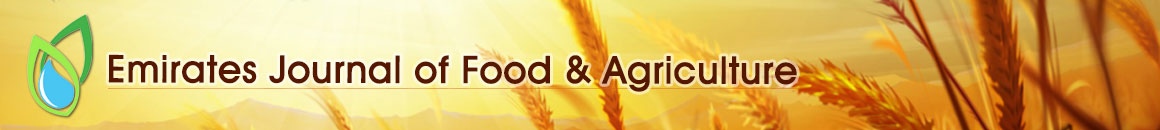 Emirates Journal of Food and Agriculture